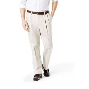 Dockers Men's Big and Tall Signature Khaki 36w 38l